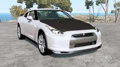Nissan GT-R Spec V (R35) 200୨ for BeamNG Drive