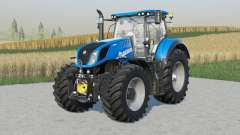 New Holland T7.290 & T7.౩15 for Farming Simulator 2017