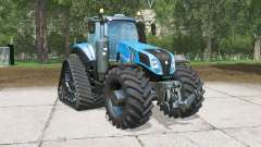 New Holland T8.320 & T8.435 for Farming Simulator 2015