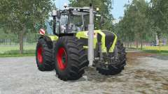 Claas Xerion 3800 Trac ꝞC for Farming Simulator 2015