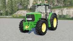 John Deere 6020-seriꬴs for Farming Simulator 2017
