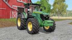 John Deere 6R-seɾies for Farming Simulator 2017