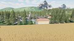 Schwatzingen for Farming Simulator 2017