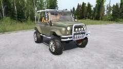 UAS-469 Hunter for MudRunner
