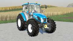 New Holland T4-series for Farming Simulator 2017
