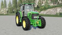 John Deere 6030 Premiuꬺ for Farming Simulator 2017