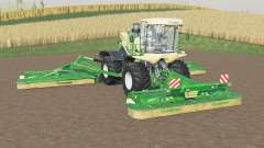 Krone BiG M ƽ00 for Farming Simulator 2017