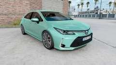 Toyota Corolla hybrid sedan 2020 for American Truck Simulator