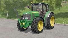John Deere 6920 for Farming Simulator 2017