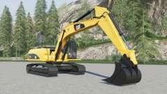 Caterpillar 325D L for Farming Simulator 2017
