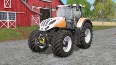 Steyr Terrus 6270 q 6300 CVꚐ for Farming Simulator 2017