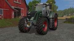 Fendt 900 Variѻ for Farming Simulator 2017