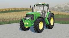 John Deere 6020-seriᶒs for Farming Simulator 2017