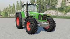 Fendt Favorit 900 Variꝋ for Farming Simulator 2017