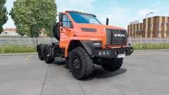 Ural-44202-5311-74E5 for Euro Truck Simulator 2