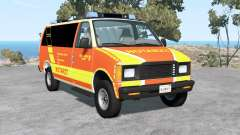 Gavril H-Series German Emergency for BeamNG Drive
