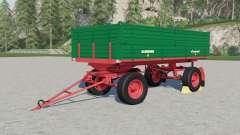 Krone DK 220-৪ for Farming Simulator 2017
