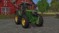 John Deere 6M-serieꜱ for Farming Simulator 2017