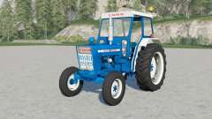 Ford Ꜭ000 for Farming Simulator 2017