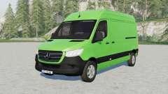 Mercedes-Benz Sprinter 319 CDI Panel Van 2019 for Farming Simulator 2017