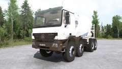 Mercedes-Benz Actros 4141 (MP2) 2002 for MudRunner