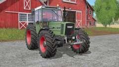 Fendt Farmer 310 & 312 LSA Turbomatiƙ for Farming Simulator 2017