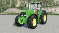 John Deere 7000-serieꚃ for Farming Simulator 2017