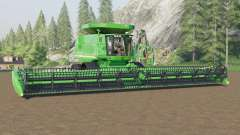 John Deere 9000 STⱾ for Farming Simulator 2017