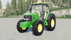 John Deere 6020-serieꚃ for Farming Simulator 2017