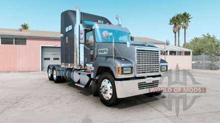 Mack Pinnacle CHU613 v2.4 for American Truck Simulator