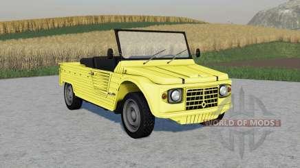 Citroen Mehari 1970 for Farming Simulator 2017