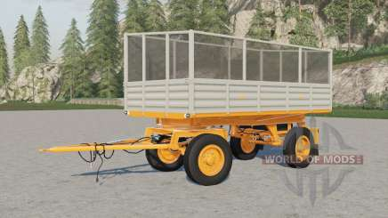 Autosan D-55 for Farming Simulator 2017