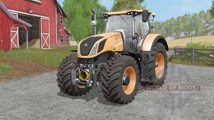 New Holland T7-seɾies for Farming Simulator 2017