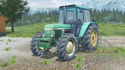 John Deere 30ろ0 for Farming Simulator 2013