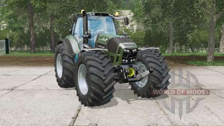 Deutz-Fahr 7250 TTV Agrotrᴏn for Farming Simulator 2015