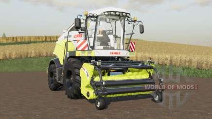 Claas Jaguar 850 (RSM F 2650) for Farming Simulator 2017