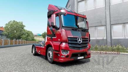 Mercedes-Benz Antoᵴ for Euro Truck Simulator 2