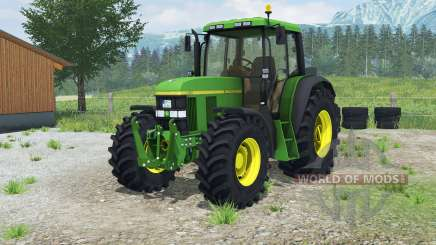 John Deerꬴ 6610 for Farming Simulator 2013