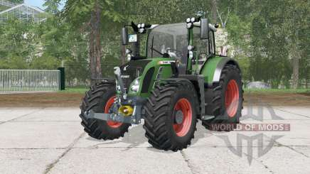 Fendt 724 Variꝍ for Farming Simulator 2015