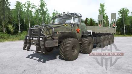 Ural Savior for MudRunner