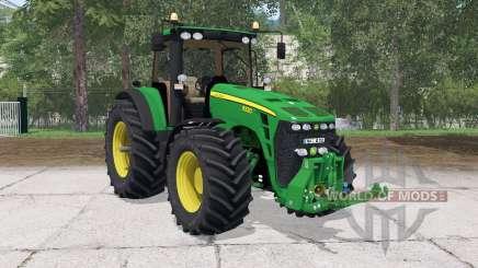 John Deere 83౩0 for Farming Simulator 2015