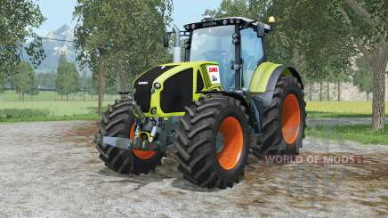 Claas Axioᶇ 950 for Farming Simulator 2015