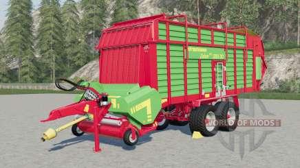 Strautmann Zelon CFS 3301 DꝌ for Farming Simulator 2017