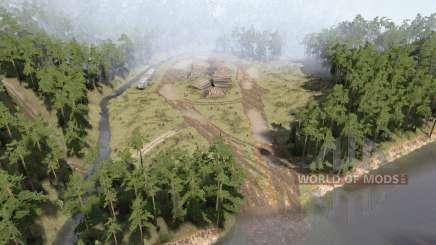 Forest hozyaystvꝍ for MudRunner