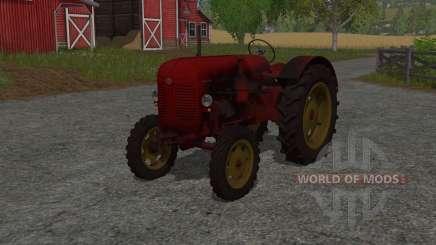Famulus RS14-36Ꞷ for Farming Simulator 2017