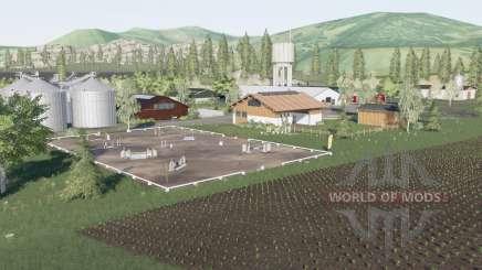 Eastbridge Hills for Farming Simulator 2017