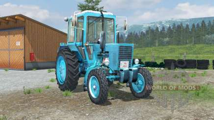 MTO-80 Belaruȼ for Farming Simulator 2013