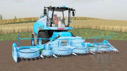 Claas Jaguaᵳ 800 for Farming Simulator 2017