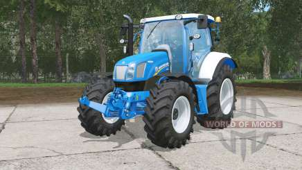 New Holland Ⱦ6.160 for Farming Simulator 2015
