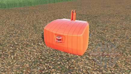 AGCO NG 1100 kg. for Farming Simulator 2017
